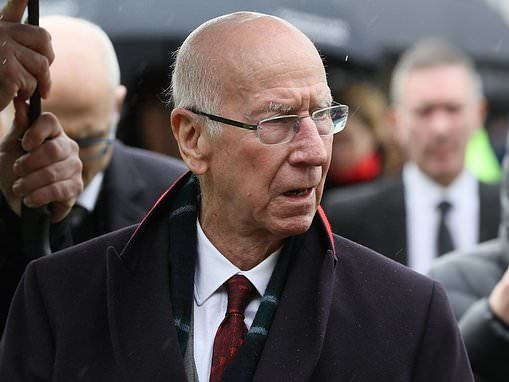 IAN LADYMAN: We have more reason than ever to cherish Sir Bobby Charlton