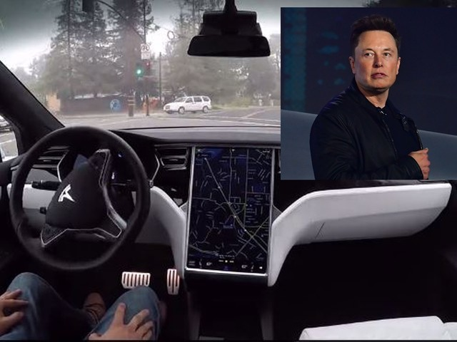 Tesla offers its self-driving tech to rivals