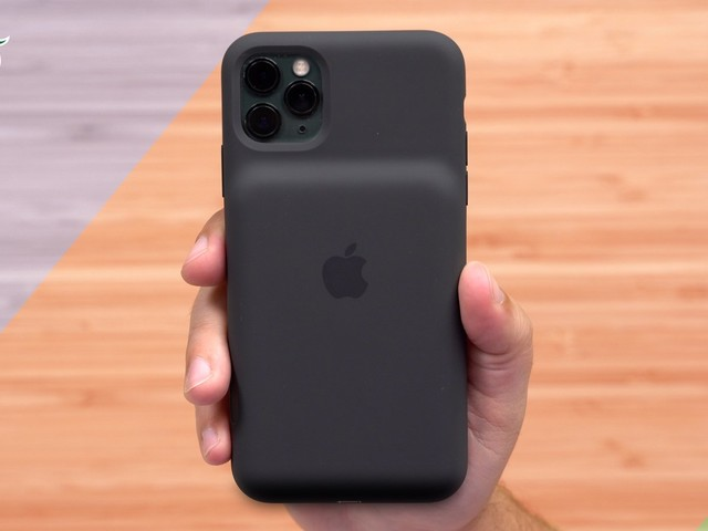 Hands-On With Apple's New Smart Battery Case for iPhone 11 Pro Max