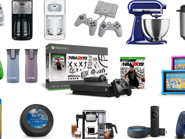 Xbox One X, PlayStation Classic, Cuisinart, Instant Pot, KitchenAid, and more great deals for Jan. 17