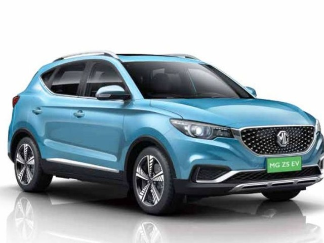 MG ZS EV gathers over 2,300 bookings before launch