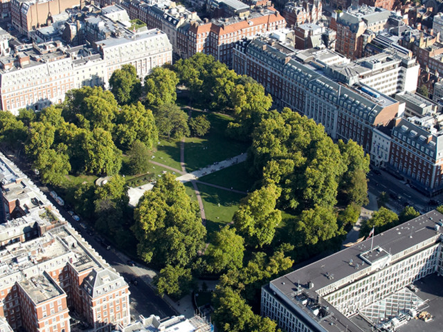 Grosvenor Square revamp to go ahead