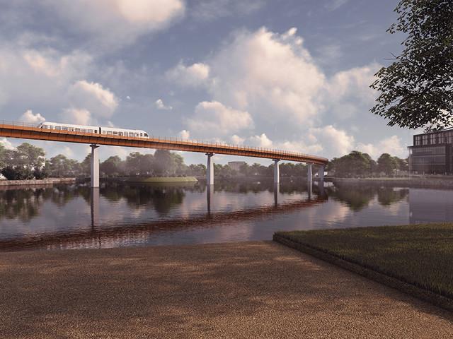 HS2 railway to get a driverless shuttle service