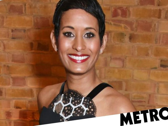 How old is Naga Munchetty and who is her husband James Haggar?