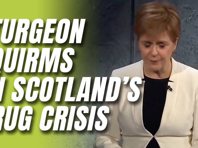 """Sturgeon: """"We Took Our Eye off the Ball"""""""