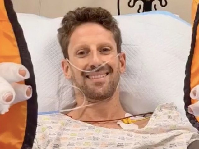 How Romain Grosjean's life was saved by F1's Halo safety device he once doubted