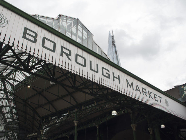 The Tragic Events Of June 3rd Taught Us At Borough Market The True Meaning Of Community