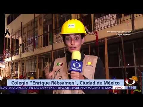 Girl Trapped in Earthquake Rubble That Captivated Mexico Did Not Exist