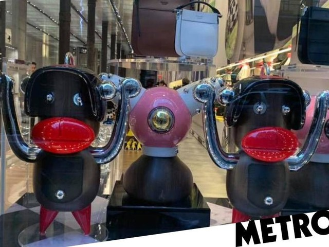 Calls to boycott Prada after accusations of black face imagery