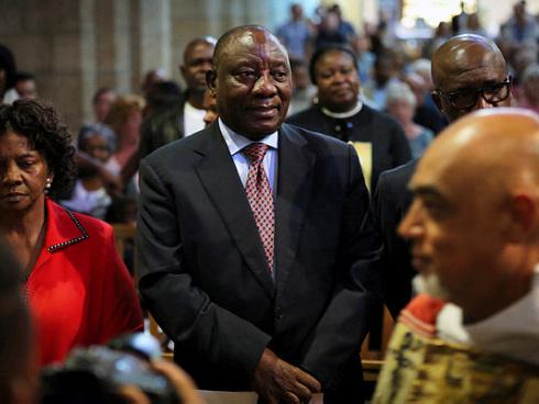 S. Africa's Ramaphosa admits 'disunity' as Zuma fights exit