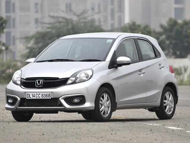 Honda Brio discontinued in India