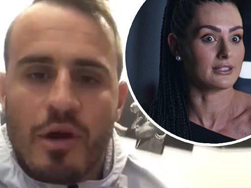 SAS Australia: Josh Reynolds hits back at lying ex Arabella Del Busso