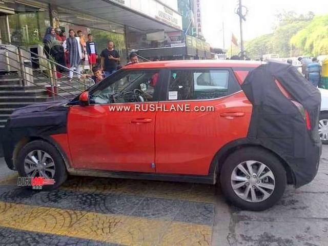 New SsangYong Tivoli interiors spied – Hints at Mahindra XUV300 facelift
