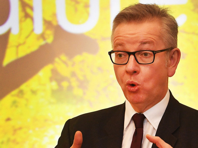 Michael Gove Warns There Is 'No Guarantee' UK Could Export Food To EU After No-Deal Brexit
