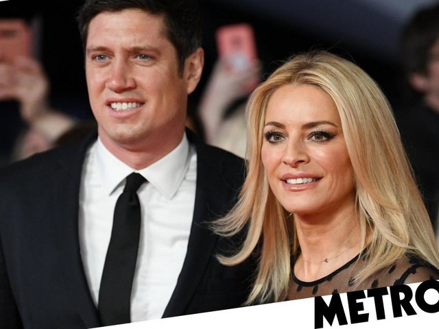 Vernon Kay says coronavirus lockdown helped him 'reconnect' with wife Tess Daly