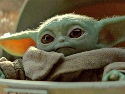 Baby Yoda was nearly a lot less cute (and a lot more horrifying)