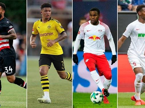 Meet the British kids hoping to light up the Bundesliga in the season ahead