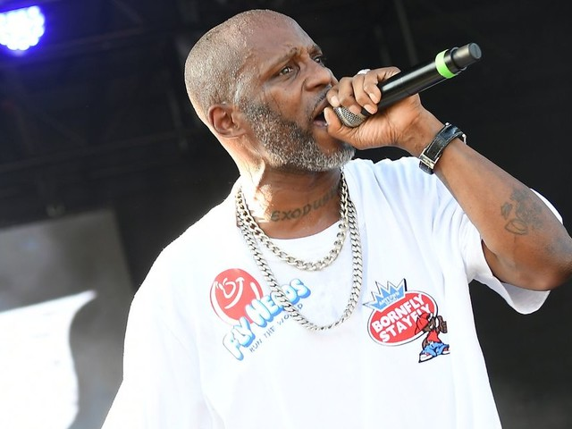 Rapper DMX dies aged 50 after heart attack and coma from suspected overdose