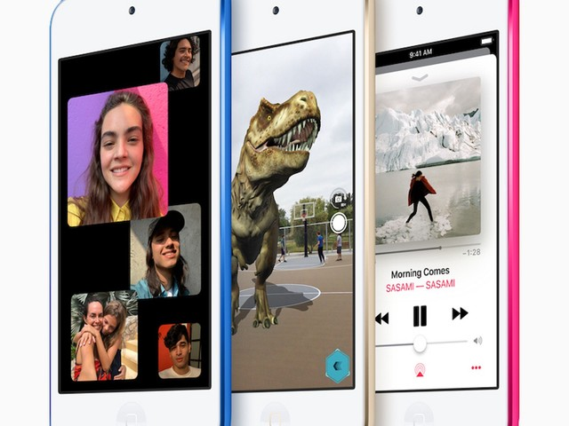 Apple Launches New iPod Touch With A10 Fusion Chip and Up to 256GB Storage, Priced From $199