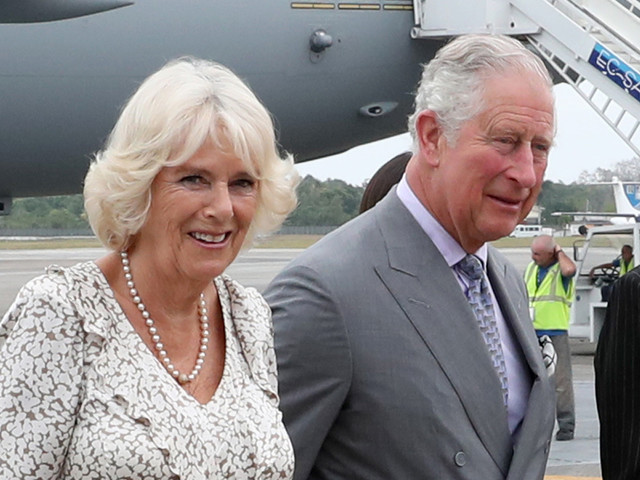 Prince Charles & Wife Camilla Arrive in Cuba for First Ever Royal Visit!