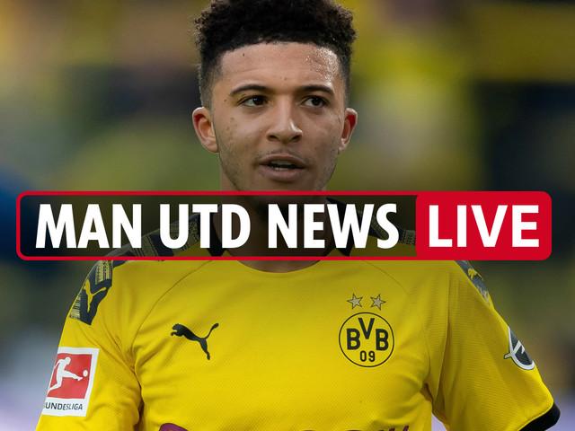 4pm Man Utd news LIVE: Jadon Sancho transfer LATEST, Gary Neville revelation, Maddison discusses Rashford and Maguire
