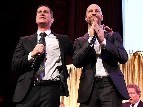 Rob Thomas Performs At Star-Studded Global Lyme Alliance New York City Gala