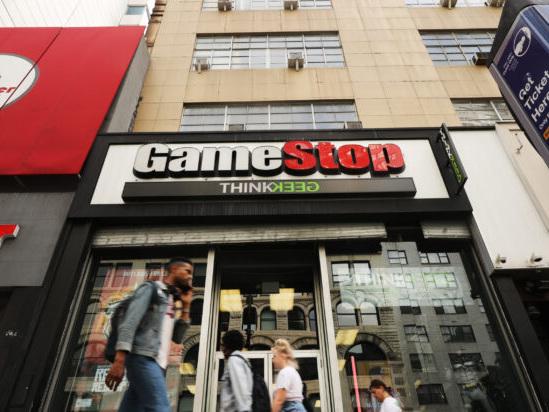 GameStop Reports Quarterly E-Commerce Sales Up 519%