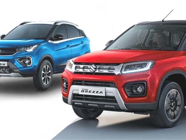 Best Sub-4-Metre SUV Discounts In Sep 2021 – Kiger, Brezza, Nexon