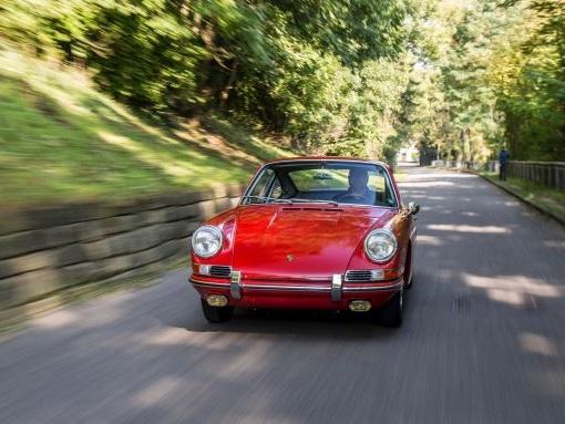 901 Problems: Porsche Finds, Restores an O.G. 911