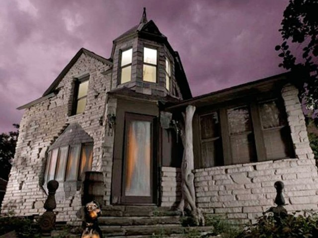These are the spookiest Airbnbs you can stay in for Halloween