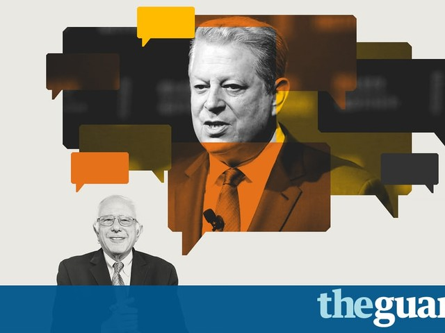 Bernie Sanders and Al Gore on solving the climate crisis