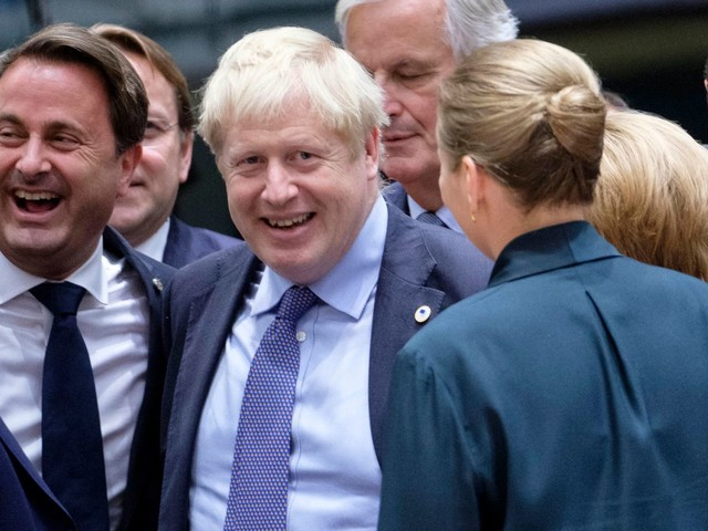 The EU think they have called Boris Johnson's Brexit bluff