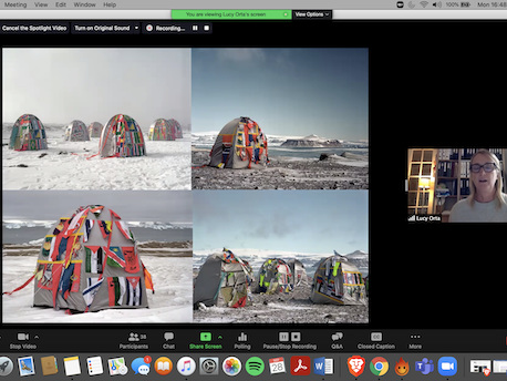 Cool Runnings: Curator Linda Rocco On Art & Antarctica