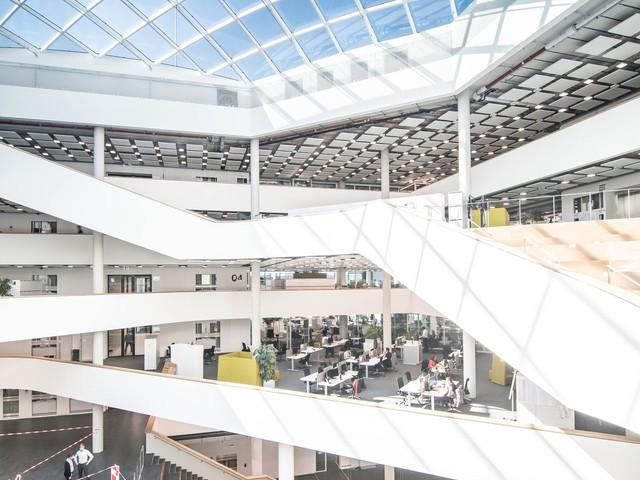 BMW opens a new R&D Center: FIZ Nord