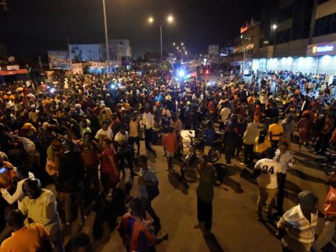 Despite protests, reform off the menu as Togo MPs meet