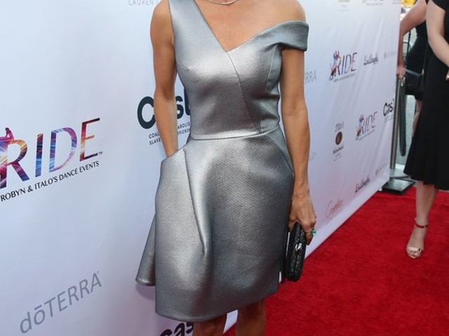 Stars Attend RIDE Foundation's Dance For Freedom Gala