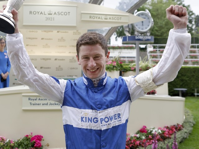 How much do you earn for being champion jockey? Surprisingly small figure for season-long battle revealed