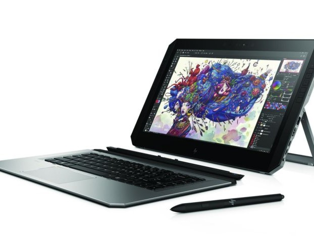 The HP ZBook x2 is a wildly powerful Surface Pro rival with a tear-off keyboard