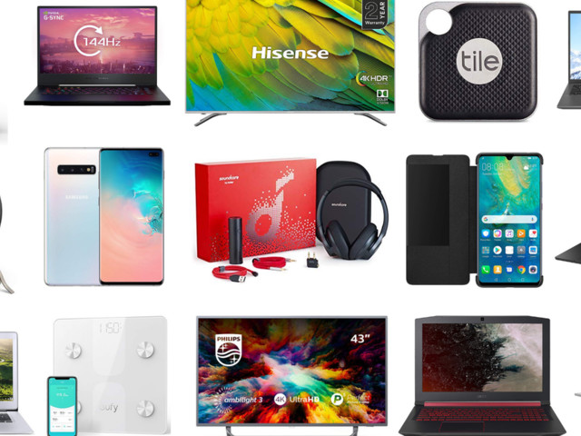 Huawei smartphones, Sony Bravia TVs, Microsoft laptops, Eufy robot vacuums, and more on sale for Aug. 27 in the UK