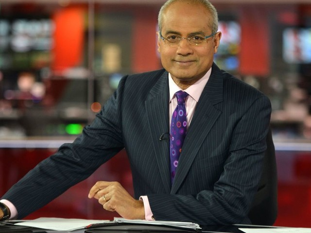 George Alagiah To Take Break From BBC News After Suffering 'Further Spread' Of Cancer