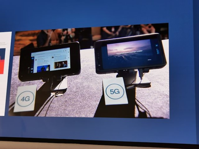 Quick Bytes: Qualcomm's Dynamic Spectrum Sharing Demo with 5G and 4G