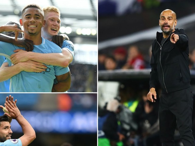 Man City news and transfer rumours LIVE Sergio Aguero and Kevin De Bruyne updates