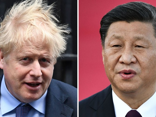 Trust 'seriously damaged' between UK and China over Huawei ban