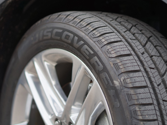 Cooper Discoverer SRX Tire Review