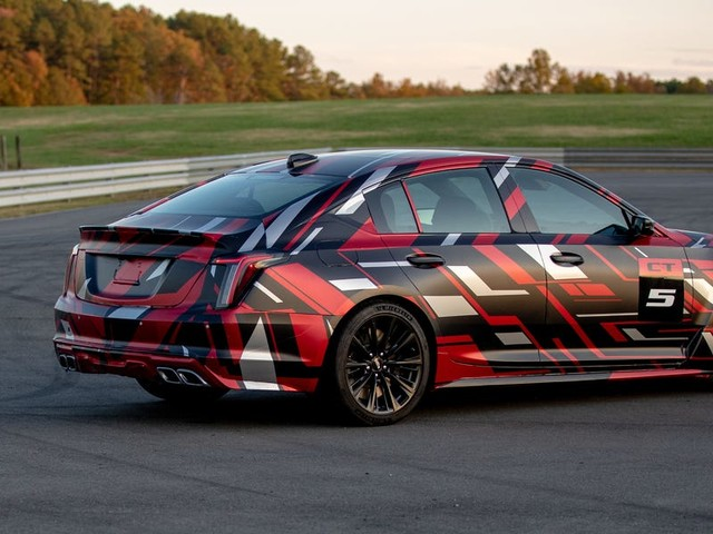 Cadillac's new 'Blackwing' models could be the answer to BMW and Mercedes' luxury foothold — if bungled branding and weird engine choices haven't already turned off fans