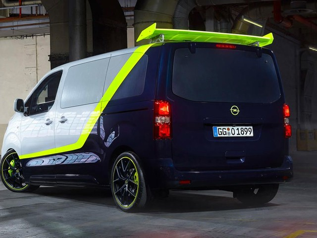 The A-Team lives on in Opel's 'O-Team' Zafira Life - Roadshow