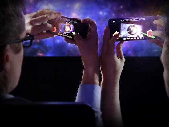 How AR Games Attract Moviegoers to Their Seats Early