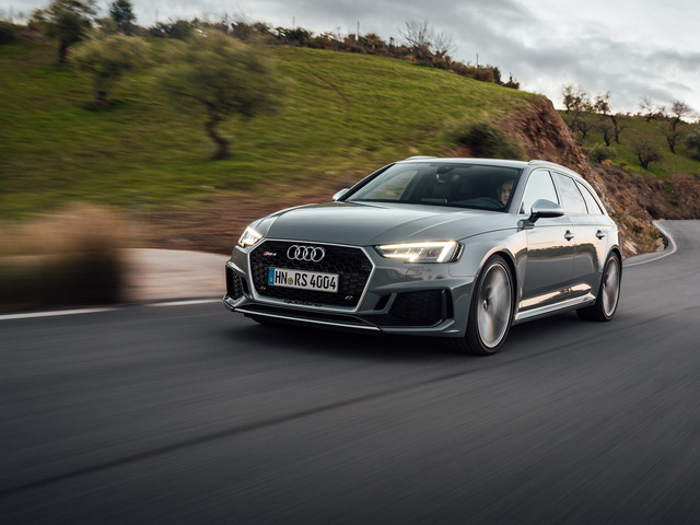 Audi's RS4 Avant Driven: A Precision Tool Worthy of Love