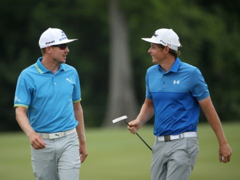 Blixt and Smith pull away at Zurich Classic