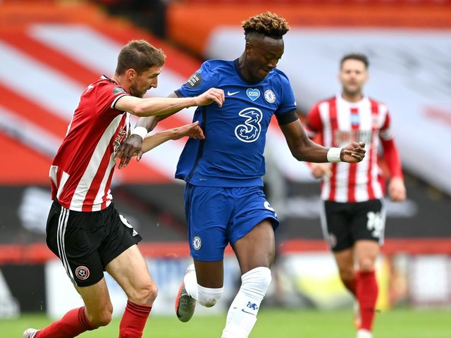 Tammy Abraham calls for focus and belief after Chelsea's humbling at Sheffield United